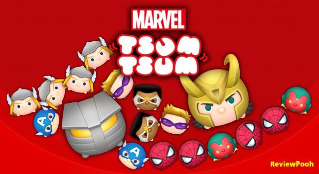 MarvelTsumTsum