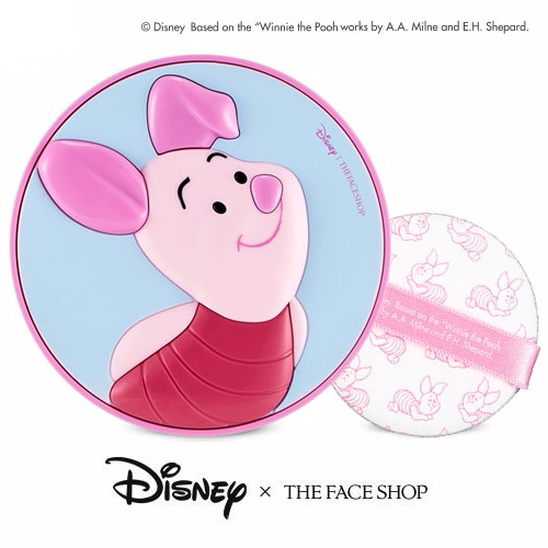 6 THE FACE SHOP X DISNEY WINNIE THE POOH PIGLET CC COOLING CUSHION SPF42 PA+++.jpg