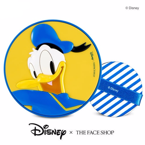 7 THE FACE SHOP X DISNEY DONALD DUCK BB POWER PERFECTION CUSHION SPF50+ PA+++.jpg