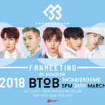 2018 BTOB Fanmeeting in Bangkok