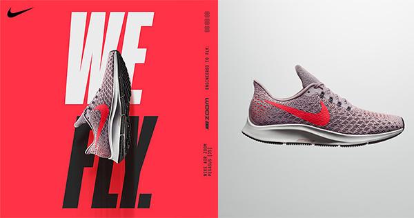 รองเท้าวิ่งไนกี้ แอร์ ซูม เพกาซัส 35 Nike Air Zoom Pegasus 35