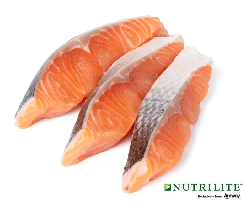 Salmon Ingredient in Nutrilite Product