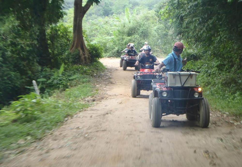 ทัวร์ขับรถ ATV ผจญภัยไปกับภูเก็ตพาราไดซ์
