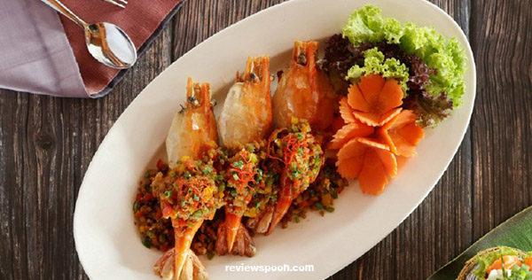 อาหารไทย Sheraton