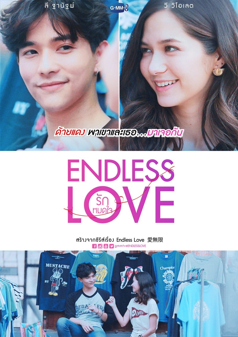 เรื่องย่อซีรีส์ รักหมดใจ Endless Love