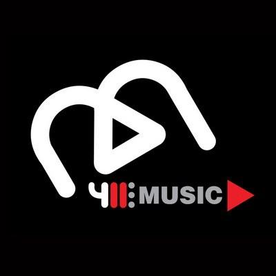 411 Music logo